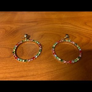 Multicolor Earrings (Forever 21)